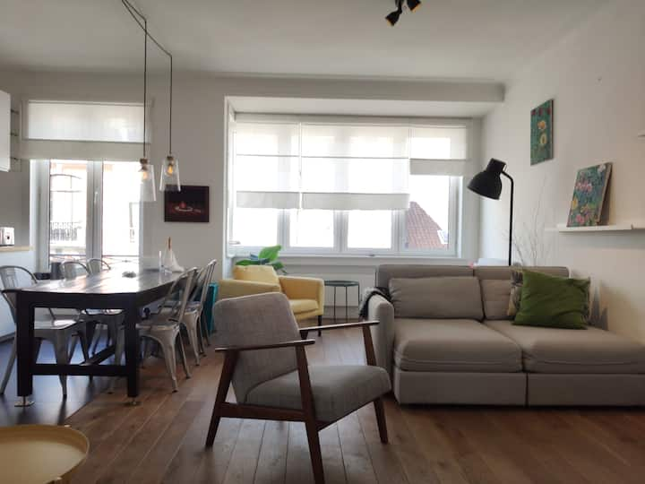 Appartement neuf et calme avec balconnet