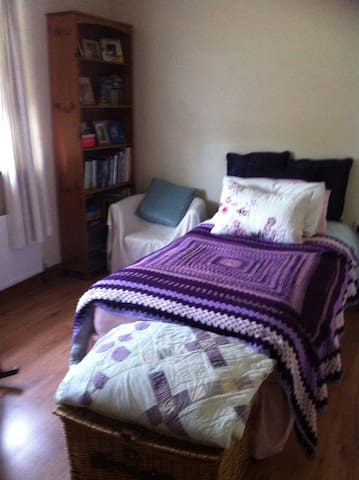 single room in a quiet area - Dublin - Haus