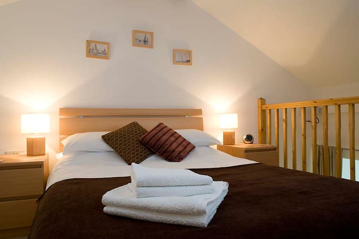 Symonds Yat Rock Lodge Self-catering - Hillersland - Apartment