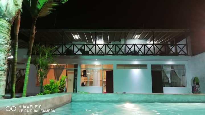 Casa en Playa Punta Negra
