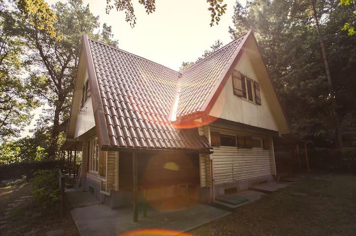 CASA DA FIABA- FAIRY TALES HOUSE - Baldissero Torinese - Dům