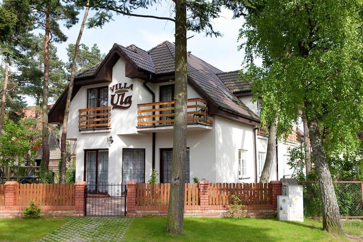 Villa Ula pensjonat Pokój czteroosobowy  32 m