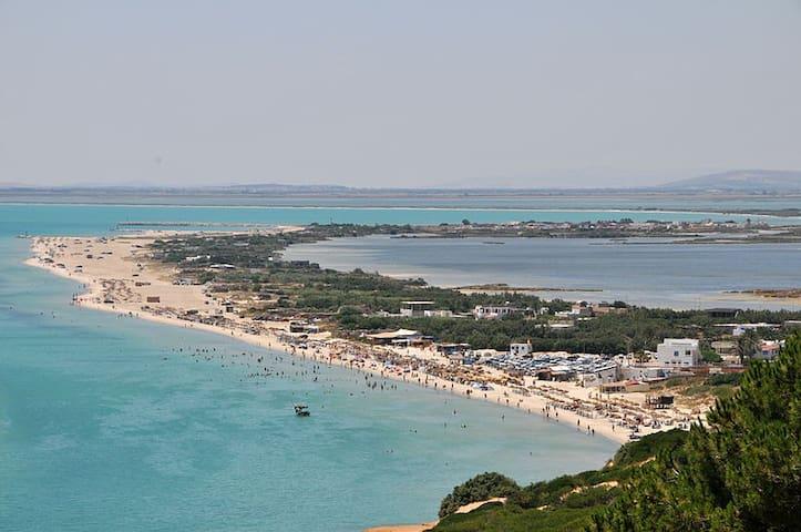 Plage de Cap Farina