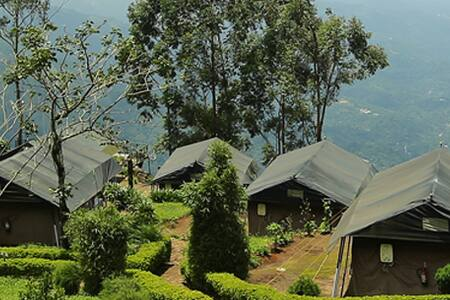 Tent in Munnar - Munnar - Allotjament sostenible a la natura