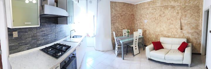 Residenza Due Laghi  App 1  CIPAT 022230-AT-362170