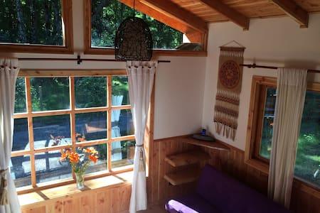 Acogedora Cabaña Nueva - Casa de campo