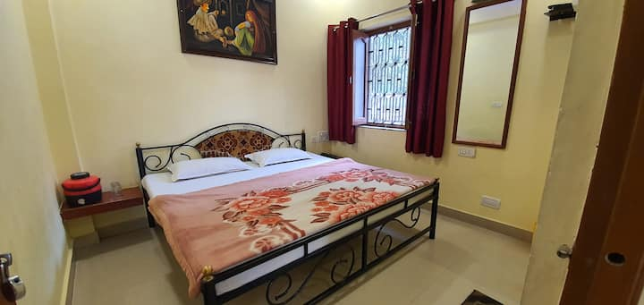 Simran Homestay is a budget property
