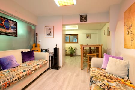 Cozy Hostel at the Heart of İzmir - Konak - Schlafsaal