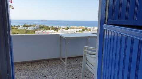 Apartament z pięknym widokiem,w pobliżu morza,z prywatnym parkingiem