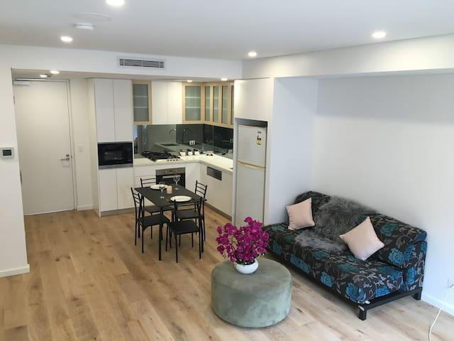 Brand New Sydney CBD Apartments in Pyrmont 5A