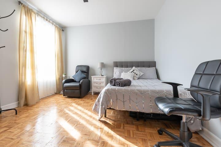 Comfy, Convenient, & Private Rm In Manhattan NYC