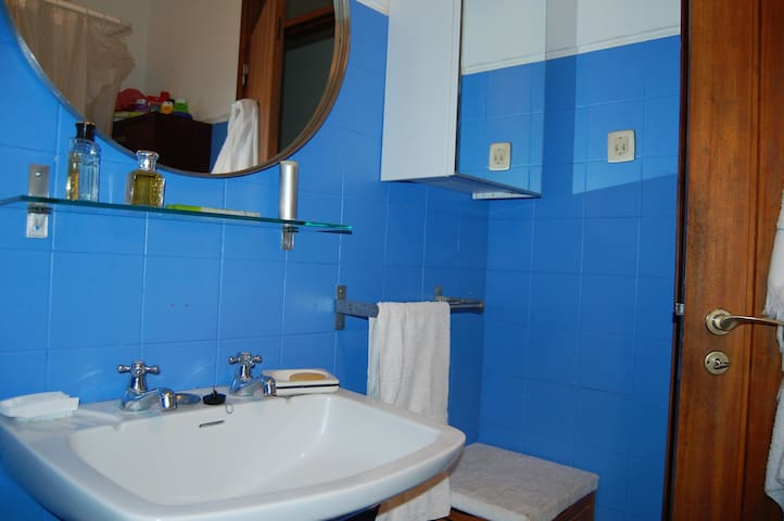 1 WC/Bath room/Toilettes