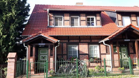 Spreewald Ferienappartement am Backhaus