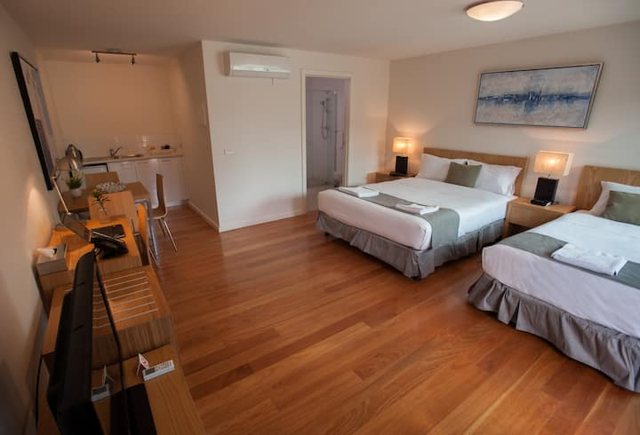 Spa Suite at Luxury Anglesea Hotel