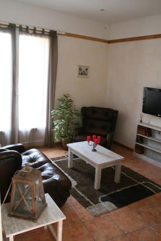 appartement romantique - Cessenon-sur-Orb - Huoneisto
