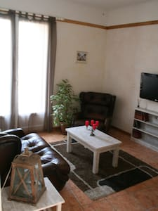 appartement romantique - Cessenon-sur-Orb - Pis