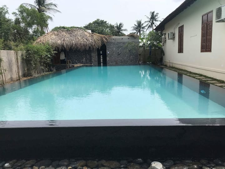 Entire Private 3-Bedroom Villa With Private Pool