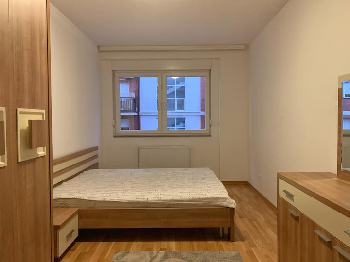 Bright,new, two-bedroom apartment in Prishtina