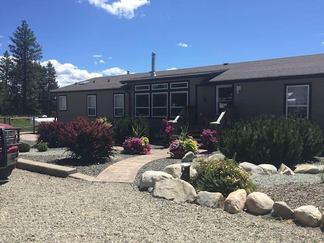 Shady Pines B&B - Osoyoos - Bed & Breakfast