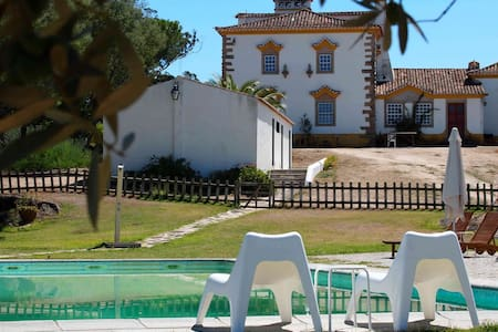 Countryside House for 15 persons - Alpalhão - House