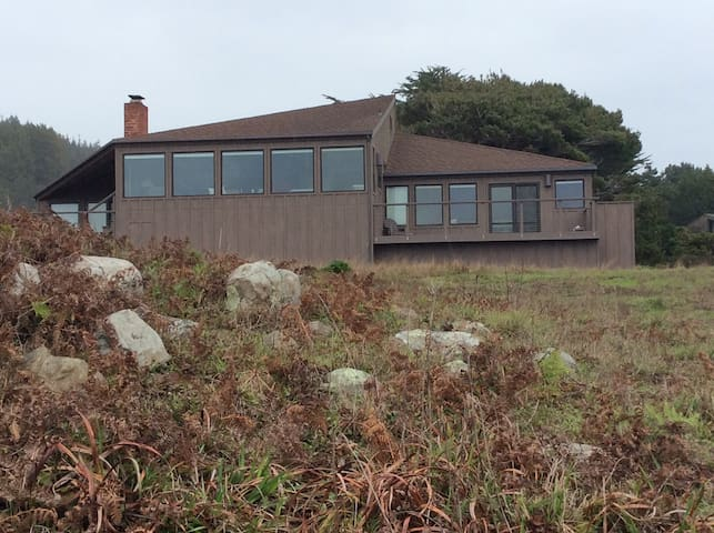 Procford Home at Sea Ranch
