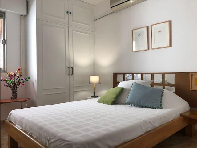 Linda habitación para enamorados de Granada