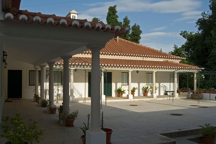 Courtyard apartments in manor house - Alvega - Apartment