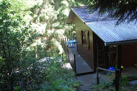 Wooden Cabin - Hastiere - Cabana