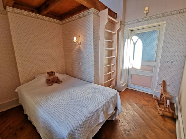 Little Maid's room in Laitse Castle