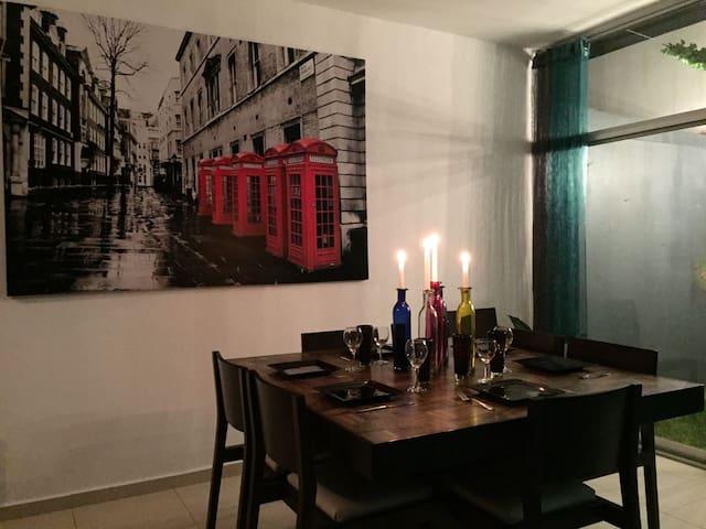 Casa/Habitación,Foret Residencial. B. la primavera - ซาโปปัน