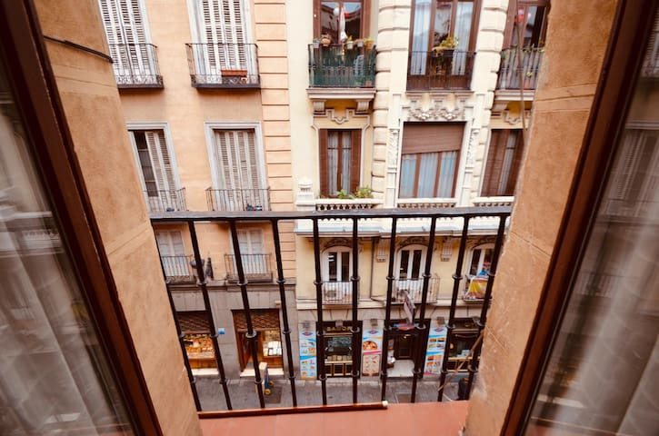 ❤ cozy house In heart of Madrid ❤