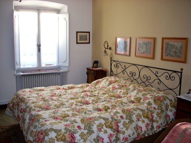 B&B Tempi Lontani- Room Gelsomino - Miasino - Bed & Breakfast