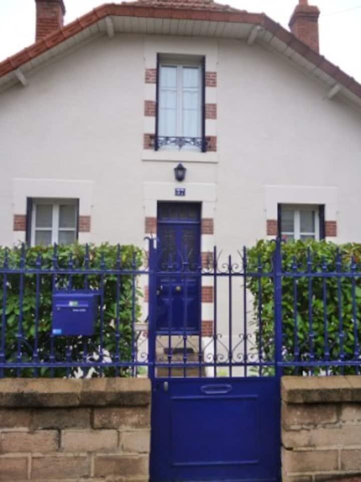 NEVERS Nièvre - Burgandy