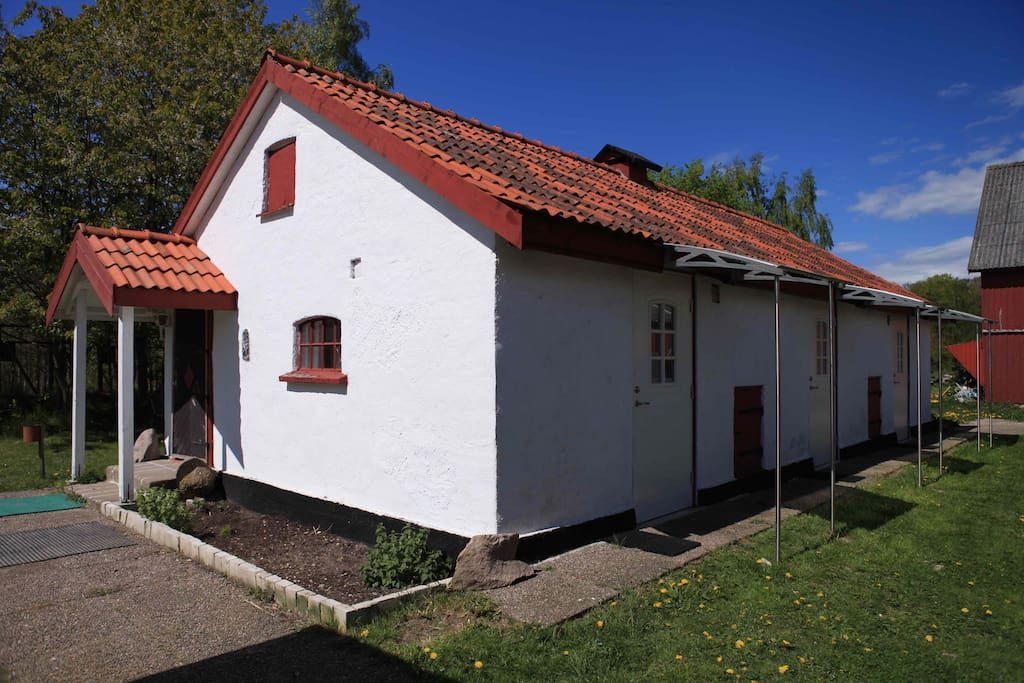 The accommodation house