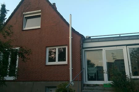 Gemütliches Haus mit Kamin - Bordesholm - Hus
