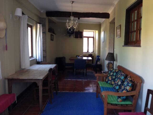 Hall and Dinning Room