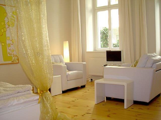 Apartment Dream in White