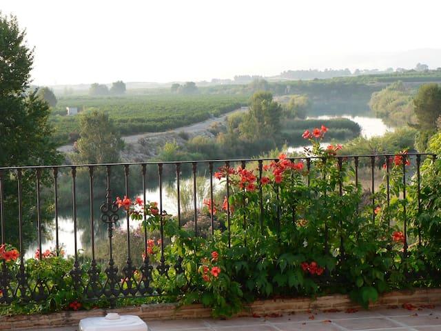 Casa La Terraza, Tú balcón al Júcar - Sumacàrcer - Hus