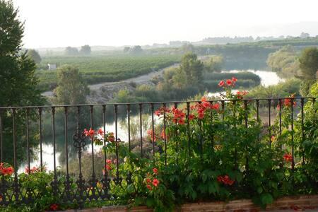 Casa La Terraza, Tú balcón al Júcar - Sumacàrcer