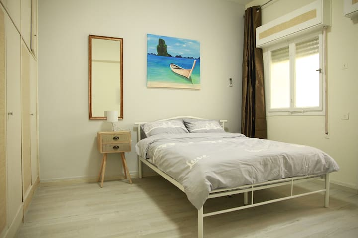 Golomb apartment