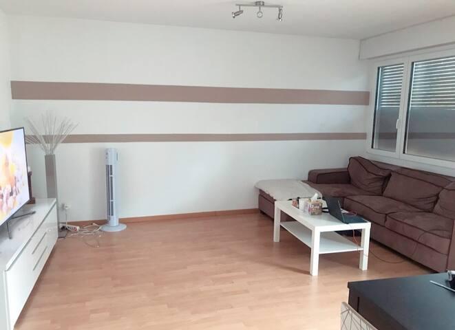 Charmante, Zentrale 3.5 Zimmer Wohnung in Bern