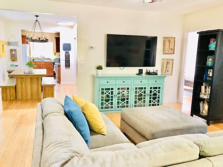Quiet Bright Cozy House in Santa Barbara
