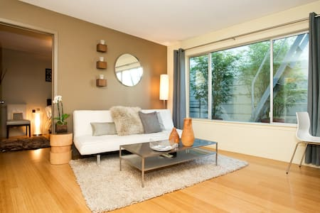 Modern Pied-a-Terre perfect for 2 - San Francisco