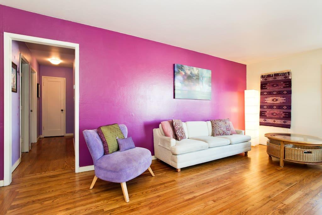 We love purple 3