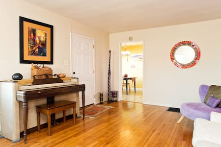 Room in Richmond! City by the bay~ - Richmond - Haus