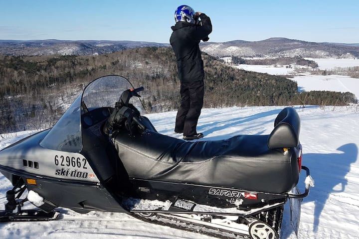 4000 km of Snow Heaven