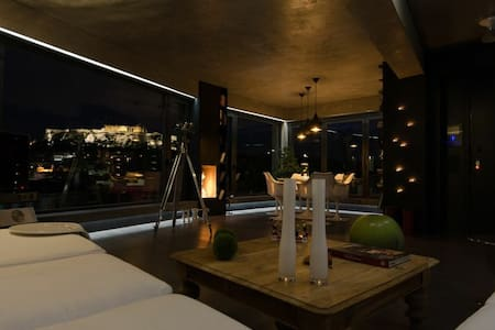 Parthenon Luxury Suite - 5* stay - Ateny - Apartament
