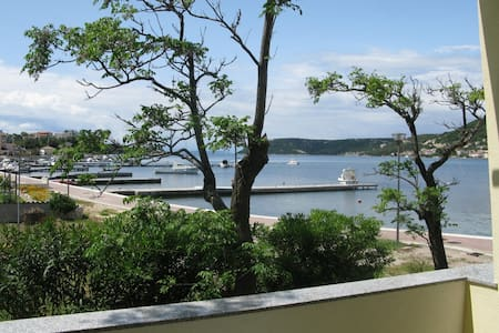 10m from the sea, Apartment 1 (4+2) with seaview - Supetarska Draga