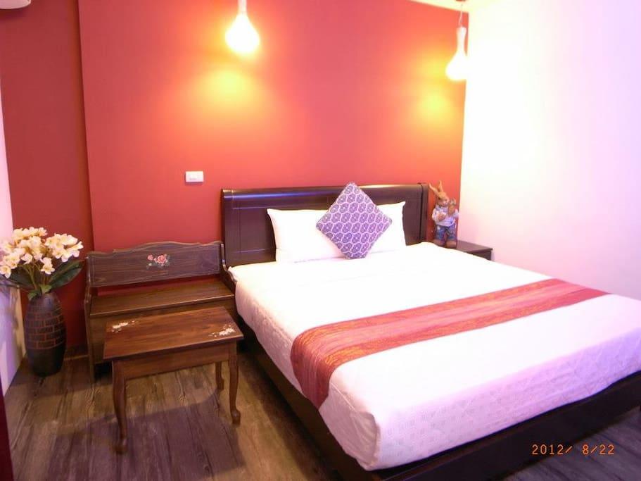Main branch - Honeymoon room for 2