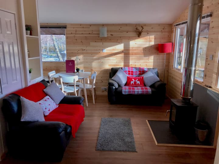 Ancarraig Lodges Self Catering Above Loch Ness #1